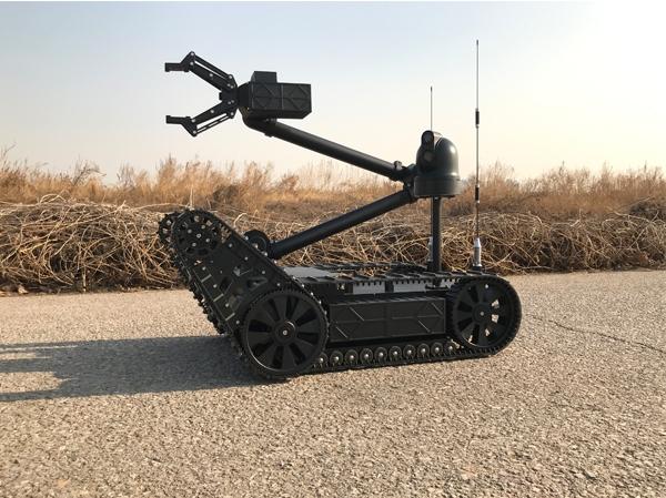 排爆机器人
