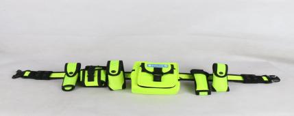 绿色多功能腰带