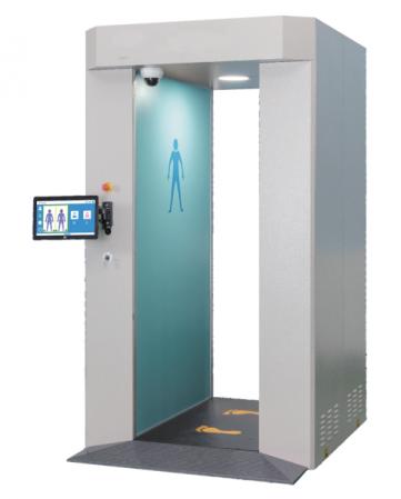 HT-MWS01主动式毫米波人体安全检查设备